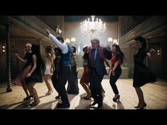 (1) Choreographic Dance - JOHNNIE WALKER - Blue Label - Jude Law & Giancarlo Giannini - YouTube