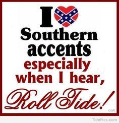I Love Southern Accents - http://tidepics.com/i-love-southern-accents/