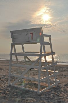 Ocean Grove, NJ. I have great memories of sitting in the life guard stands in the pitch-black night with great friends and drinks.