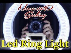 DIY Ring Light Tutorial || Diva Light || Do it yourself - YouTube