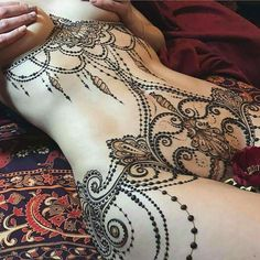 • ThePierced3moGirl °• That's a lot of amazing hand work done there.