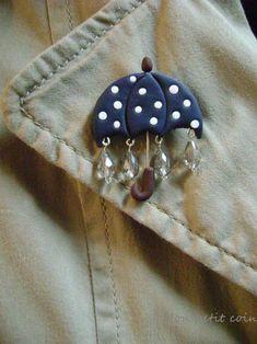 Umbrella with raindrops by ~monpetitcoin on deviantART