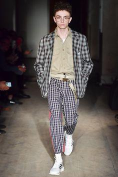 Gosha Rubchinskiy Spring 2018 Menswear Fashion Show