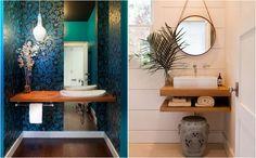 50 примеров потрясающих туалетных комнат – неисчерпаемый источник для идей