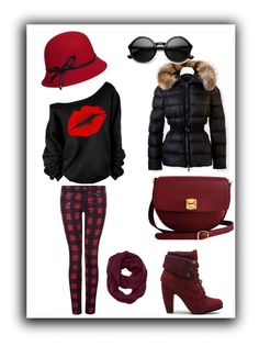 """""""Bez naslova #47"""" by mei-terumi ❤ liked on Polyvore featuring Moncler, Dex, The Code and Athleta"""