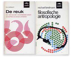 dutch typography | designer unknown a 1966 r designer j venema a 1966 published by aula ...