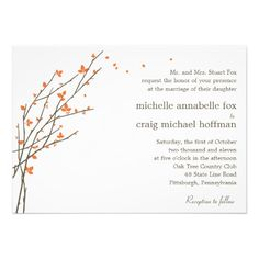 >>>Hello          Blooming Branches Wedding Invitation - Orange           Blooming Branches Wedding Invitation - Orange Yes I can say you are on right site we just collected best shopping store that haveDeals          Blooming Branches Wedding Invitation - Orange Here a great deal...Cleck Hot Deals >>> http://www.zazzle.com/blooming_branches_wedding_invitation_orange-161243509041263371?rf=238627982471231924&zbar=1&tc=terrest
