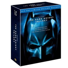 Great gift for men: The Dark Knight trilogy