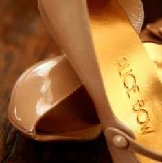 Luxury leather insoles for high heels – Alice Bow