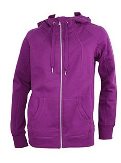 """Champion """"elite"""" Women's High Collar Hooded Sweatshirt -- Click image to review more details."""
