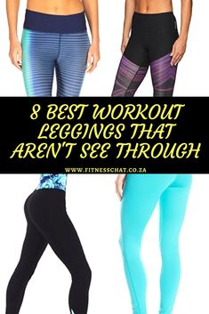 These are the best non see through workout leggings. These best workout leggings have passed the squat test as well as the bend over test. BUY THEM HERE Full Leg Workout, Hiit Workout At Home, Best Cardio Workout, Dumbbell Workout, Fun Workouts, White Workout Leggings, Workout Leggings With Pockets, Workout Capris, Workout Gear