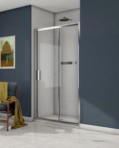 Image Showers. mid range shower doors.  shower doors . Made in Ireland Door Stripping, Power Shower, Door Images, Chrome Handles, Safety Glass, Inline, Shower Doors, Sliding Doors, Polished Chrome