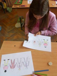 Játékos tanulás és kreativitás: Az emberi testről tanulunk 2.