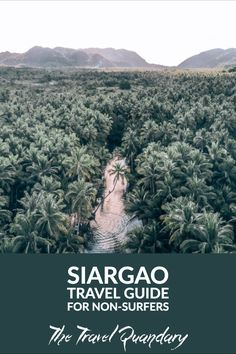 You don't need to be a mermaid or merman to enjoy this beautiful island. Check out our Siargao Island Travel Guide that details what to see & do, where to eat and what to know! Palawan, Bohol, Cebu, Manila, Europe Destinations, Asia Travel, Japan Travel, Mexico Travel, Hanoi