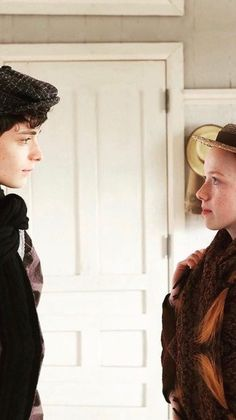 """stardustgil: """"if anyone's in need of shirbert or amybeth & lucas screensavers :') edits by me! Gilbert Blythe, Anne Shirley, Jonathan Crombie, Amybeth Mcnulty, Gilbert And Anne, Anne White, 20th Century Women, Anne With An E, Cuthbert"""