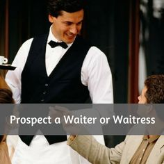 MLM PROSPECTING: How To Easily Prospect Restaurant Servers Resistance Free. If you find value in the post feel free Re-Pin it. Thanks! - http://thevaluenaire.mlspsites.com/prospect-restaurant-servers/
