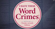"LOL video: Weird Al Yankovic Teaches Us Grammar In ""Word Crimes"""
