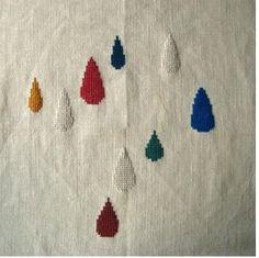 cross stitch drops