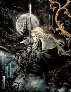 Ayami Kojima - Alucard, Symphony of the Night