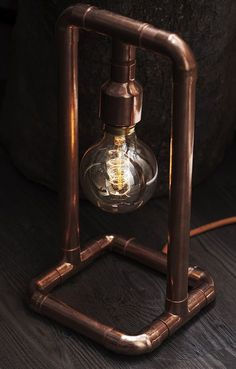 I'm going to make one out of plumbing pipe - but this gave me the idea - pretty cool :)