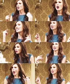 Taylor hosting SNL -- i can quote this episode!!! it's SO funny!!