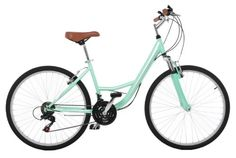 Vilano Women's C1 Comfort Shimano Road Bike, 14-Inch/Small, Green Vilano http://www.amazon.com/dp/B00KBV4ZIQ/ref=cm_sw_r_pi_dp_txzDvb10E2EEE