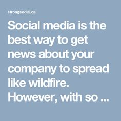 Social media is the best way to get news about your company to spread like wildfire. However, with so much shareable content out there, it can be hard to get site visitors to want to share your post.