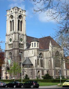 St. Paulikirche, Jasperallee, Braunschweig