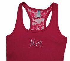 Mrs. Tank Top