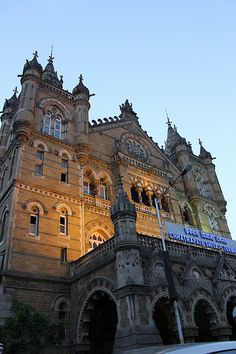 Chhatrapati Shivaji Terminus, Mumbai, India, 1888