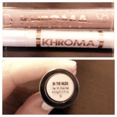 Love my Khroma nude lipstick and gloss ❤