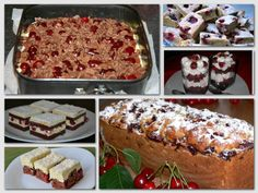 meggyes_receptek Cake Cookies, French Toast, Deserts, Muffin, Pie, Sweets, Baking, Breakfast, Ethnic Recipes