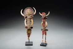 Michael Hamson Oceanic Art - Museum quality South Pacific artifacts for sale.