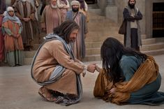 """""""Go and Sin No More""""  