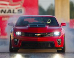 2013 ZL1 coupe at the track!