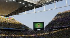 Newsela | World Cup fever causes excitement, and protests, in Brazil