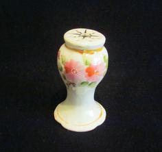 Vintage Hatpin Holder Vintage Stickpin Holder Porcelain Hat Pin Holder Made In Japan