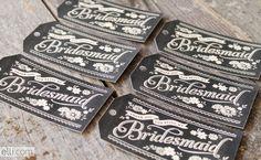Printable Bridesmaid