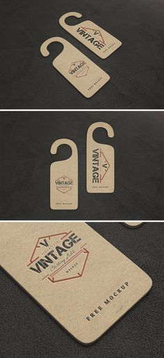 Free Vintage Label Mockups (202 MB) | By Ahmad Muradi on Behance | #free #photoshop #mockup