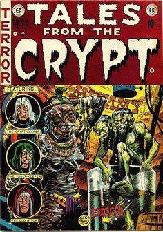Inbetweens: EC Horror Comics Covers - AnimationResources.org ...