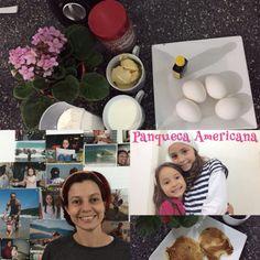 Separe os ingredientes e faça hoje mesmo a panqueca americana com a ajuda de 2 princesas! https://youtu.be/XQxfI5tvrHc #babicooking #chocolate #pankakes #mar