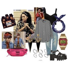 """Lisa Bonet style inspiration"" by slounis on Polyvore"