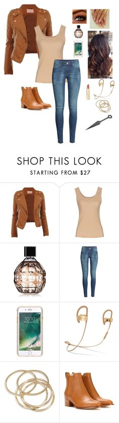 """""""Training w/ The New Visitor; The Life Elemental ~Carlisa"""" by carlisafights ❤ liked on Polyvore featuring Base Range, Jimmy Choo, H&M, Griffin, ABS by Allen Schwartz, rag & bone and Axiology"""