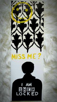 Sherlock Canvas