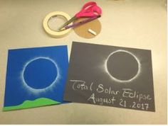 Space Eclipse Predict the Corona - Art Project Science Classroom, Art Classroom, Social Science, Solar Eclipse Activity, Solar Eclipse 2017, Library Activities, Sorting Activities, Sixth Grade Science, Art Lesson Plans