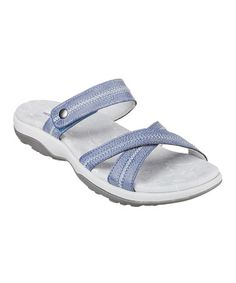 Look what I found on #zulily! Blue Gone Light Sandal #zulilyfinds