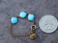 Wonderful antique doll bracelet. Now available in my Ruby Lane store: Kim's Doll Gems