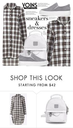"""""""Sporty Chic: Sneakers and Dresses"""" by fattie-zara ❤ liked on Polyvore featuring yoins, yoinscollection, loveyoins and SNEAKERSANDDRESSES"""