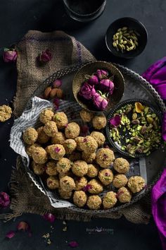 Til Mungfali Ke Laddu is popular during wintertime and festival like Makar Sankranti and Lohri. Til Mungfali Ke is delicious, healthy and easy to make.