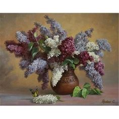 da te nuovo arrivo digitale fai da te olio su tela fiore murale floweryness
